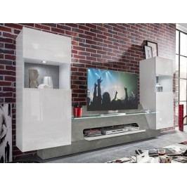 Moderní obývací stěna AIR