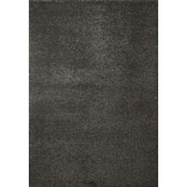 Šedý koberec SHAGGY 959 120x170