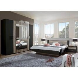 Moderní ložnicová sestava FRANZISKA 794-323 dekor dub