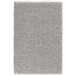 Černý koberec SHAGGY PRIME 800/95 80x150