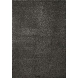 Šedý koberec SHAGGY 959 65x130