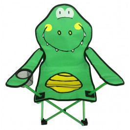 Krokodýl, zeleno-žluté