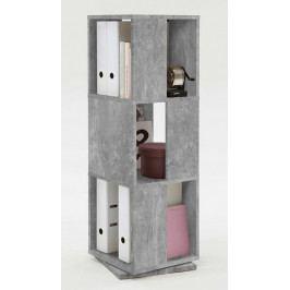 Tower, šedý beton