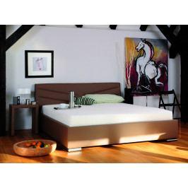 Čalouněná postel s úložným prostorem TRENTO 140x200