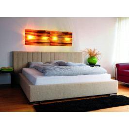 Čalouněná postel PALERMO 180x200