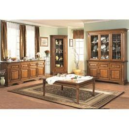 Stylový nábytek do obývacího pokoje ORFEUS toffi (rustical) 2