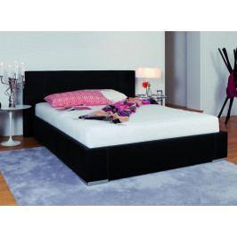 Čalouněná postel s úložným prostorem VERONA 140x200
