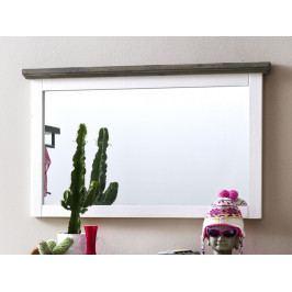 Bílé zrcadlo ve venkovském stylu GOMERA T93