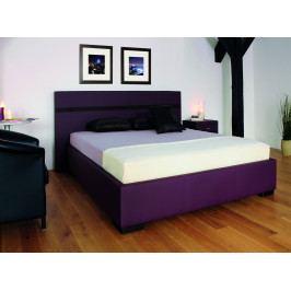 Čalouněná postel s úložným prostorem PARIS 160x200