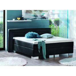 Kontinentální postel OSLO 180x200 boxspring