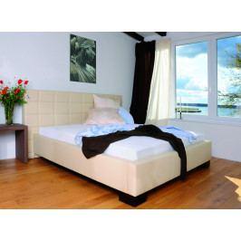 Čalouněná postel s úložným prostorem ROMA 140x200