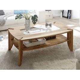 Konferenční stolek z masivu TAMMILO dub přírodní