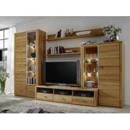 Bukový nábytek do obývacího pokoje BELEM