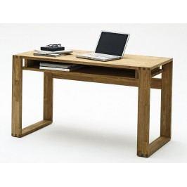 Dřevěný psací stůl z dubové masivu JASMIN