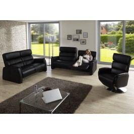 Luxusní kožená sedací souprava s funkcí relax 3 plus 2,5 plus 1 LENOXX