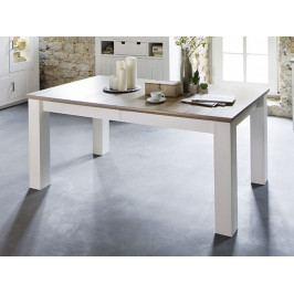 Jídelní stůl rozkládací ve venkovském stylu LA PALMA 180/280x100