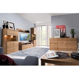 Dubový nábytek do obývacího pokoje BOSTON 2