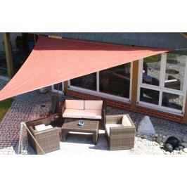 Sluneční plachta hanSe® 5x7x7m