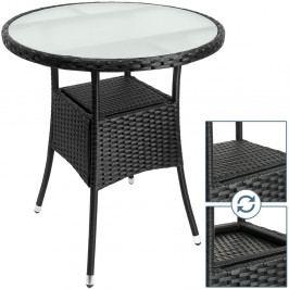 Zahradní ratanový stolek