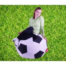 Beanbag Sedací vak fotbalový míč 90 cm 2há jakost