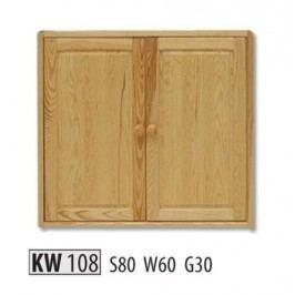 Kredenc KW108 masiv borovice
