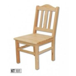 Židle KT101 masiv borovice