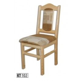 Židle KT102 masiv borovice
