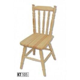 Židle KT105 masiv borovice