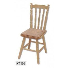 Židle KT106 masiv borovice