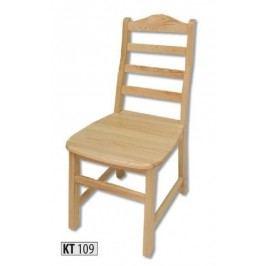 Židle KT109 masiv borovice