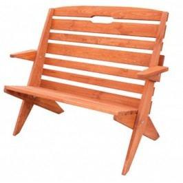 Zahradní židle MO107 dub