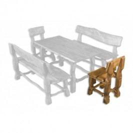 Zahradní židle MO101 olše