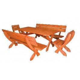 Zahradní židle MO104 týk