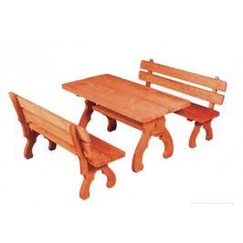 Zahradní stůl MO106 dub