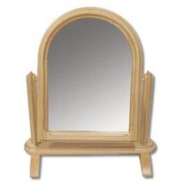 Dřevěné výklopné zrcadlo LT104 borovice