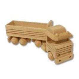 Dřevěná hračka kamion AD110