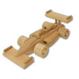 Dřevěná hračka formule AD111