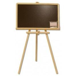 Dřevěná tabule pro děti AD263