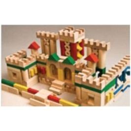 Dřevěná stavebnice AD408