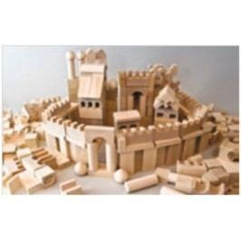 Dřevěná stavebnice XL AD415