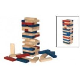 Dřevěná stavebnice magická věž AD416