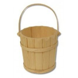 Dřevěné vědro GD243