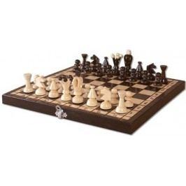 Šachy dřevěné GD360