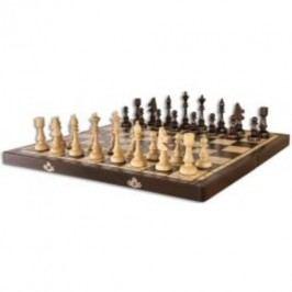 Šachy dřevěné GD362
