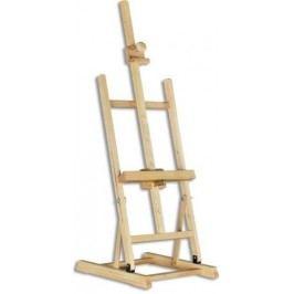 Dřevěný malířský stojan GD385