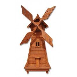 Větrný mlýn MO136 W125cm