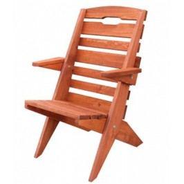 Zahradní židle MO108 dub