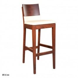 Jídelní židle KT192 masiv buk buk přírodní   látka 05