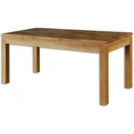 Jídelní stůl st303 S160 masiv dub dub přírodní   Hrana - C