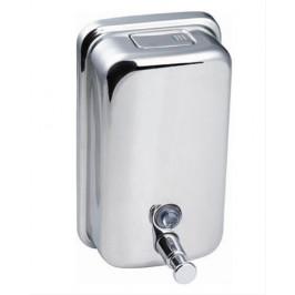 Dávkovač tekutého mýdla nástěnný 850 ml nerezový (DM850NRZ)